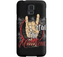 Metal For Matthew Merchandise Samsung Galaxy Case/Skin