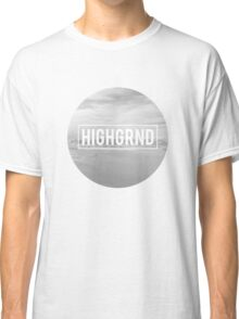 Highgrnd - Logo Classic T-Shirt