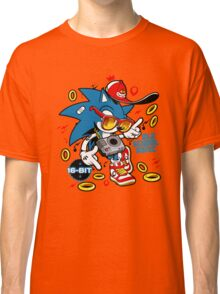 Sonic the Hedgehog - Old School Classic T-Shirt