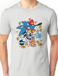 Sonic the Hedgehog - Old School Unisex T-Shirt