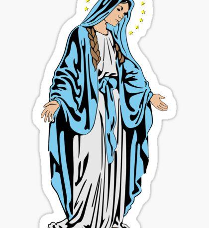 Holy Mary (Art) Sticker