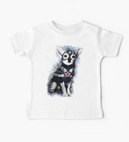 CAPTAIN COCOCHIHUA Baby Tee