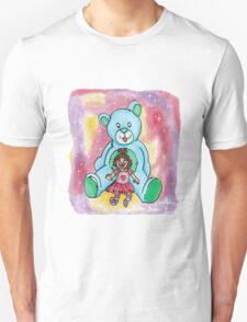 Teddy & Baby Unisex T-Shirt