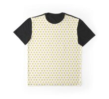 Yellow Delicate Flowers Graphic T-Shirt