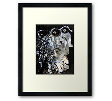 They Have Arrived!  Framed Print