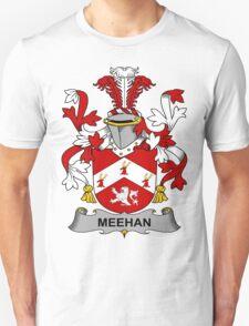 Meehan Coat of Arms (Irish) T-Shirt