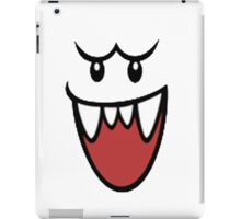 Super Mario Bros Boo Face iPad Case/Skin