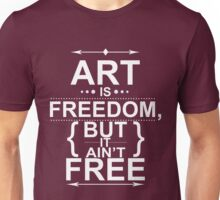 art not free Unisex T-Shirt