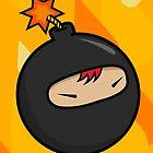 Ninja Bomb by rtcifra