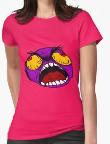 Anger Management Womens Fitted T-Shirt