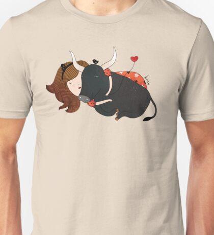 Embrace the bull Unisex T-Shirt