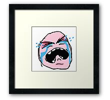 It's My Party And I'll Cry If I Wanna Framed Print