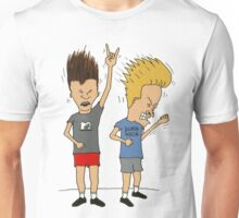 Beavis & Butthead Head Bang! Unisex T-Shirt