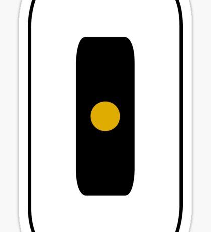 GLaDOS Icon Sticker