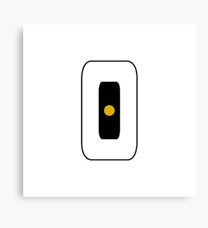GLaDOS Icon Canvas Print