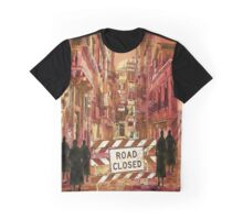 The pedestrians Graphic T-Shirt