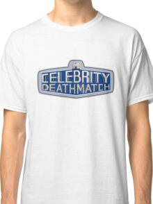 Celebrity Deathmatch Classic T-Shirt