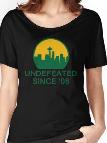 undefeated Women's Relaxed Fit T-Shirt