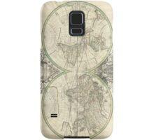 Vintage Map of The World (1691) Samsung Galaxy Case/Skin