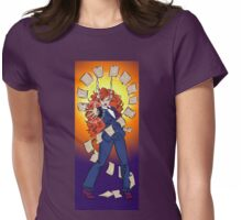 Doctor Enigma - From Hell's Heart Womens Fitted T-Shirt