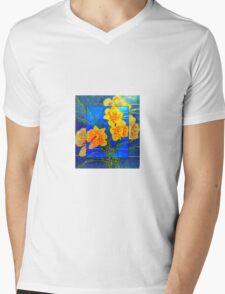 GROWTH OF HOPE Mens V-Neck T-Shirt