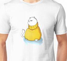 Grumpy fat cat Unisex T-Shirt