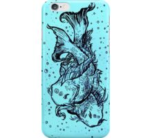 the dance iPhone Case/Skin