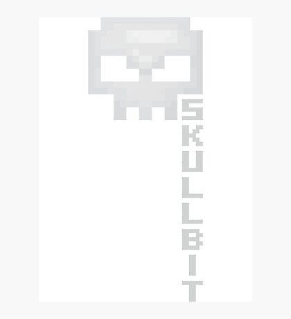 Skullbit Logo Photographic Print