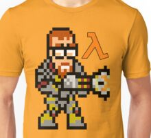 Gordon Freeman: Half Life Unisex T-Shirt