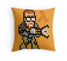 Gordon Freeman: Half Life Throw Pillow