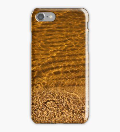 Indian Lake Ripples 1 iPhone Case/Skin