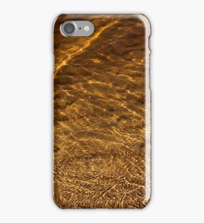 Indian Lake Ripples 3 iPhone Case/Skin
