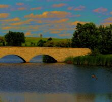 Kilcona Park Bridge Sticker