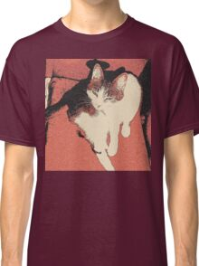"""Human, can't you see I'm """"bathing""""? Classic T-Shirt"""