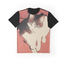 """Human, can't you see I'm """"bathing""""? Graphic T-Shirt"""
