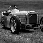 Small hot rod by yampy