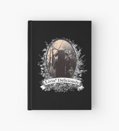 Livin' Deliciously Hardcover Journal