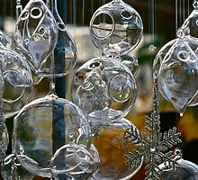 Holiday Glass Orbs by autumnwind