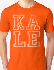 Retro Kale Veggie  Unisex T-Shirt