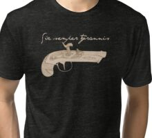 Derringer - Death To Tyrants Tri-blend T-Shirt