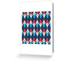 Gnomes Greeting Card
