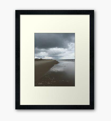 East Hampton Framed Print