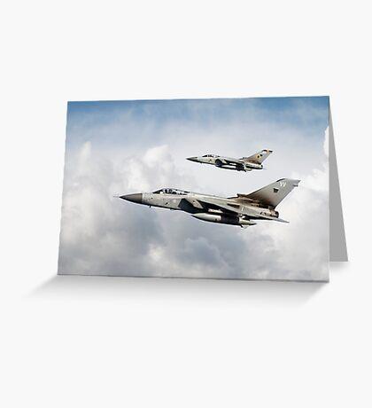 The F3 Tornado Greeting Card