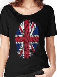 British Is In My DNA Women's Relaxed Fit T-Shirt