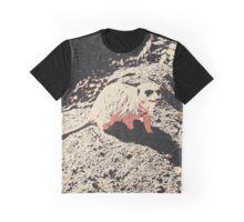 Meet Edward, lazy suricate (meerkat) Graphic T-Shirt