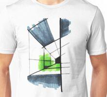 BlueGreenGrid Unisex T-Shirt