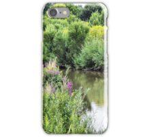 Wetlands in Summer iPhone Case/Skin