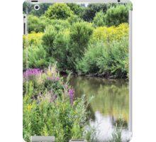 Wetlands in Summer iPad Case/Skin
