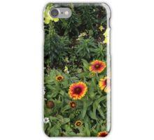 Mackinac Bridge Overlook Garden 4 iPhone Case/Skin