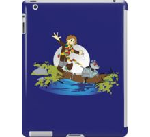 A Doctor & His Dog iPad Case/Skin